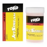 Toko Jetstream Powder libisemispulber punane