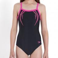 Speedo Sports Logo Thinstrap Muscleback tüdrukute ujumistrikoo